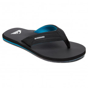 Go to the product Flip-Flops Quiksilver Crystal Oasis black/black/blue 2020