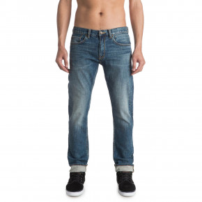 Przejść do produktu Jeansy Quiksilver Distortion Medium Blue aged 2020