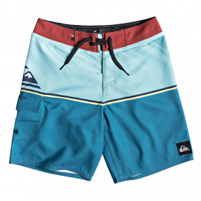 Go to the product Boardshorts Quiksilver Everyday Divison Boy 12 souther ocean 2019