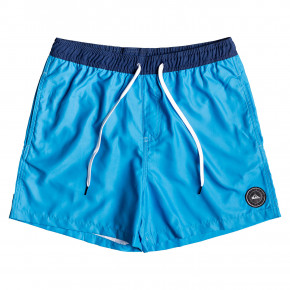 Go to the product Boardshorts Quiksilver Glitch Volley 16 malibu blue 2019