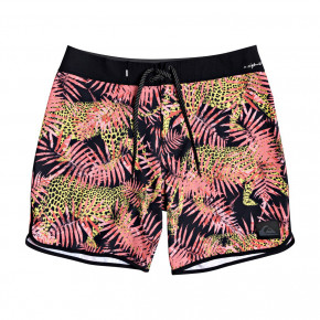 Go to the product Boardshorts Quiksilver Highline Camocat 18 fiery coral 2020