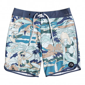 Go to the product Boardshorts Quiksilver Highline Feelin Fine 18 medieval blue 2019