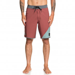 Prejsť na produkt Boardshortky Quiksilver Highline New Wave 20 apple butter 2020