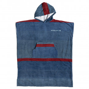 Go to the product Poncho Quiksilver Hoody blue nights 2019