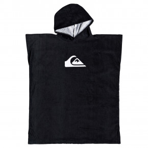 Go to the product Poncho Quiksilver Hoody Youth black 2019
