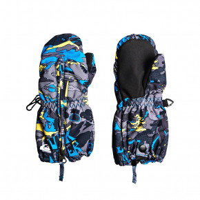 Go to the product Gloves Quiksilver Indie Kids Mitt sulphur pop yeti forest 2019/2020