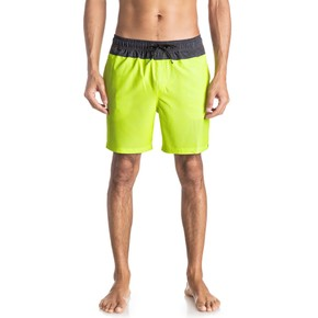 Přejít na produkt Boardshortky Quiksilver Inlay Volley 17 safety yellow 2017