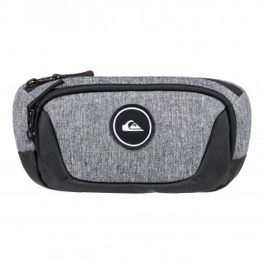 Go to the product belly bag Quiksilver Jungler Ii light grey heather 2019