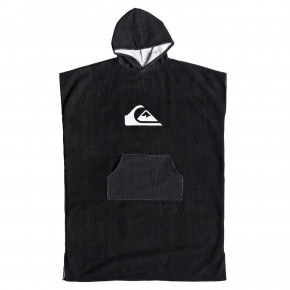 Go to the product Poncho Quiksilver Microfiber Hoody black 2019