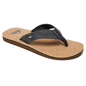 Go to the product Flip-Flops Quiksilver Molokai Abyss Cork black/brown/brown 2020