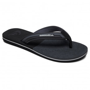 Go to the product Flip-Flops Quiksilver Molokai Eclipsed Deluxe black/grey/black 2020