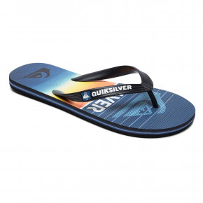 Go to the product Flip-Flops Quiksilver Molokai Highline Slab black/blue/blue 2019