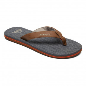 Go to the product Quiksilver Molokai Laser Grip grey/grey/orange 2018