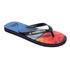 Go to the product Quiksilver Molokai Lava Division black/red/blue 2018