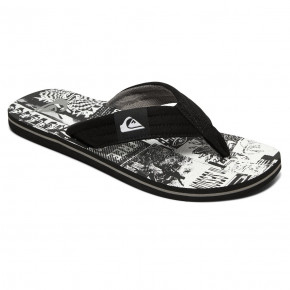 Go to the product Flip-Flops Quiksilver Molokai Layback black/black/white 2020