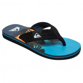 Przejść do produktu Japonki Quiksilver Molokai Layback Youth black/blue/blue 2020