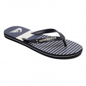 Go to the product Flip-Flops Quiksilver Molokai Tijuana black/blue/grey 2019