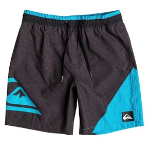 Go to the product Boardshorts Quiksilver New Wave Vl Youth 15 tarmac 2017