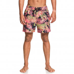 Go to the product Boardshorts Quiksilver No Destination Volley 15 fiery coral 2020