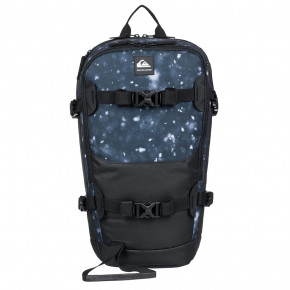Go to the product Snowboard backpack Quiksilver Oxydized 16L true black woolflakes 2020/2021