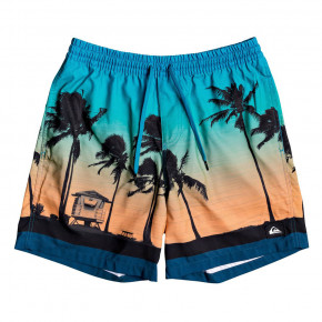 Go to the product Boardshorts Quiksilver Paradise Volley 17 majolica blue 2020