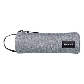 Go to the product School case Quiksilver Pencilo light grey heather 2017