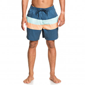 Go to the product Boardshorts Quiksilver Seasons Volley 17 majolica blue 2020