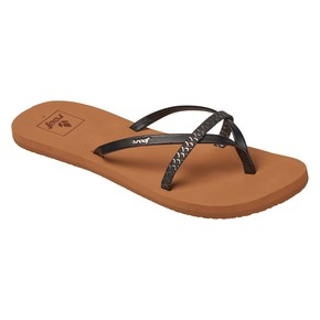 Go to the product Flip-Flops Reef Bliss Wild black 2017