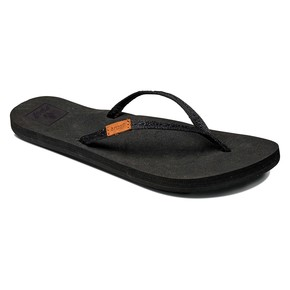 Go to the product Flip-Flops Reef Slim Ginger black/black 2017