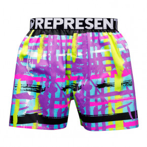 Go to the product Boxer shorts Represent Mike Modern Art purple 2019
