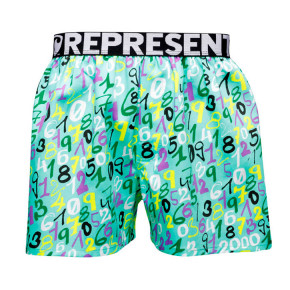 Go to the product Boxer shorts Represent Mike Numbers green 2019