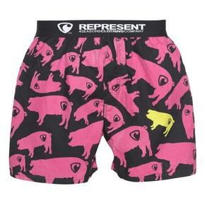Go to the product Boxer shorts Represent Mike Pig Farm pink 2017