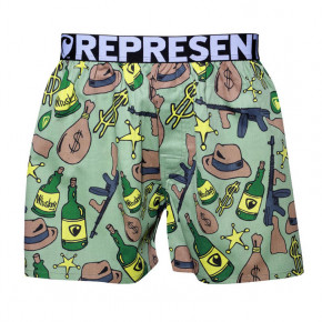 Go to the product Boxer shorts Represent Mike Prohibiton green 2020