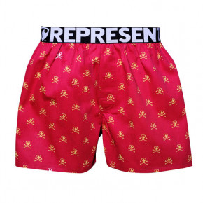 Go to the product Boxer shorts Represent Mike Small Bones wine 2020
