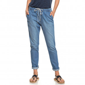 Go to the product Jeans Roxy Beachy Denim Pant medium blue 2019