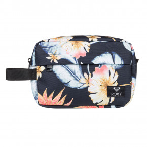 Go to the product Toilet bag Roxy Beautifully anthracite tropical love s 2019