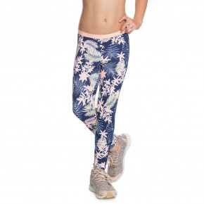 Przejść do produktu Legginsy Roxy Bikini Fitness Legging med blue full floral big sw 2019