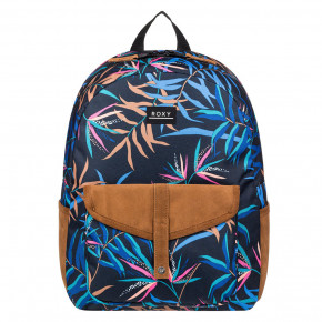 Go to the product Backpack Roxy Carribean anthracite wild leaves 2020