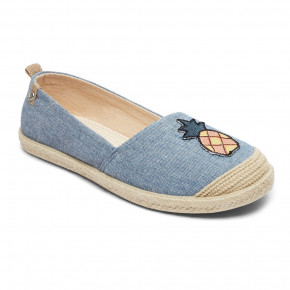 Go to the product Slip-On Roxy Flora II chambray 2018