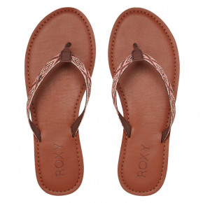 Go to the product Flip-Flops Roxy Janel chocolate 2020