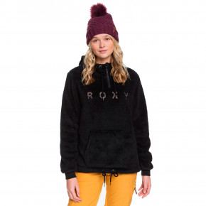 Go to the product Tech Hoodie Roxy Pluma Sherpa true black 2019/2020