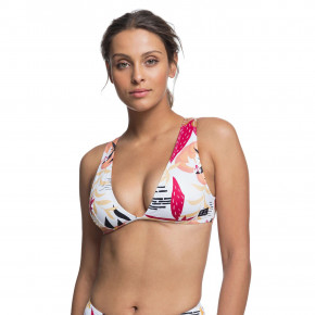Go to the product Bikiny Roxy Pop Surf Tri bright white nirantara 2020