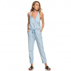 Go to the product Sweatpants Roxy Pretty Romper light blue 2019