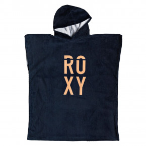 Go to the product Poncho Roxy Rg Pass This On Again Solid dress blues 2019
