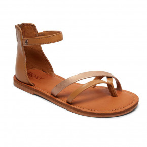 Go to the product Sandals Roxy Rg Sabrina tan 2018