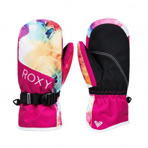 Go to the product Gloves Roxy Roxy Jetty Mitt Girl sunshine flowers 2019/2020