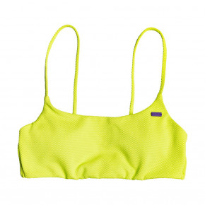 Go to the product Bikiny Roxy Sisters Bralette lime punch 2020