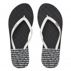Go to the product Flip-Flops Roxy Viva Stamp II black print 2020