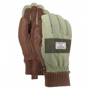 Go to the product Gloves Burton Dam mosstone distress 2018/2019