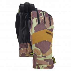 Go to the product Gloves Burton Wms Prospect Under bean camo/dull gold 2017/2018